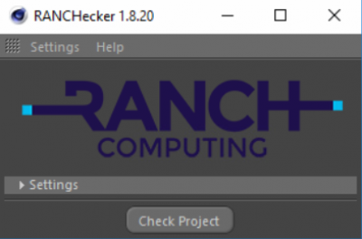ranchecker c4d